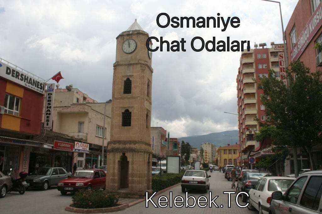 Osmaniye Sohbet Sitesi